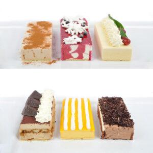 Dessert Monza toetje catering deventer